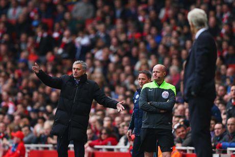 Du doan vong 12 Premier League: Arsene Wenger lai 'cam nin' truoc Jose Mourinho - Anh 1