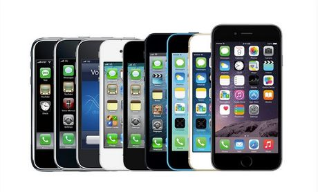 iPhone tung suyt khong ra doi - Anh 1