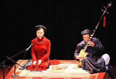 Huong dan xet tang danh hieu 'Nghe nhan nhan dan', 'Nghe nhan uu tu' trong linh vuc Di san van hoa phi vat the lan thu Hai - Anh 1