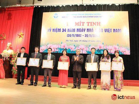 Thu truong Bo TT&TT Nguyen Minh Hong: Hoc vien CNBCVT phai phat trien manh me hon duoi co che tu chu moi - Anh 3