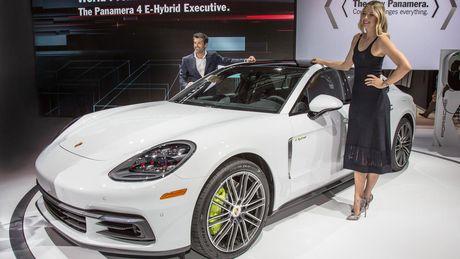 Porsche Panamera Executive dep 'nhu mo' vua ra mat - Anh 3