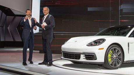 Porsche Panamera Executive dep 'nhu mo' vua ra mat - Anh 4