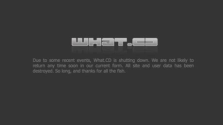 Trang chia se nhac noi tieng What.cd bi dong cua vi vi pham ban quyen - Anh 1