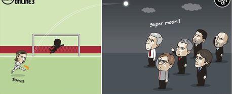 Xem danh sach chan thuong, Mourinho tuon mo hoi la cha - Anh 9