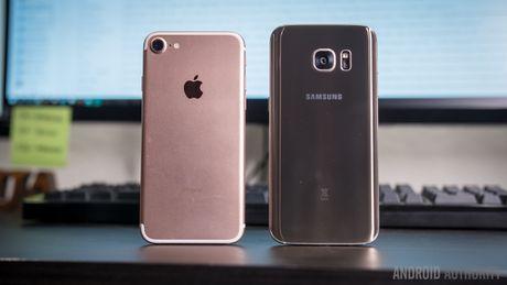 iOS gap van de ung dung cao gap 3 lan so voi Android - Anh 1