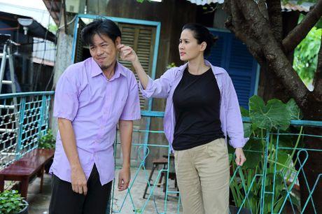 Thai Hoa bi Than Thuy Ha hanh ha the tham trong phim moi - Anh 1