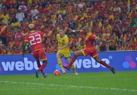 Cau thu co biet danh 'Paul Pogba' o AFF Cup - Anh 1