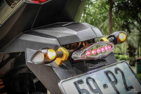 Honda Click Thai len do choi tri gia ca tram trieu dong - Anh 11