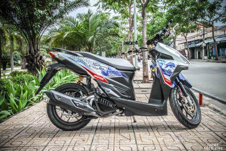 Honda Click Thai len do choi tri gia ca tram trieu dong - Anh 1