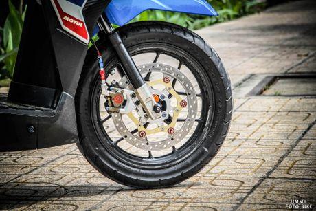 Honda Click Thai len do choi tri gia ca tram trieu dong - Anh 6