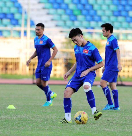 Phong tieu cuc, can bo C45 theo sat tuyen Viet Nam o AFF Cup - Anh 1