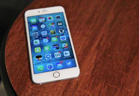 iPhone 6 Plus bi loi man hinh, Apple cat mot nua phi sua chua - Anh 1