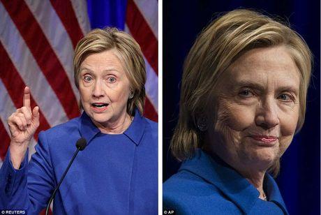 Hillary ngung trau chuot be ngoai sau khi that cu - Anh 2
