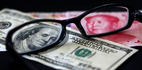 USD tang du doi: Them 200 dong, len 22.650 dong/USD - Anh 1