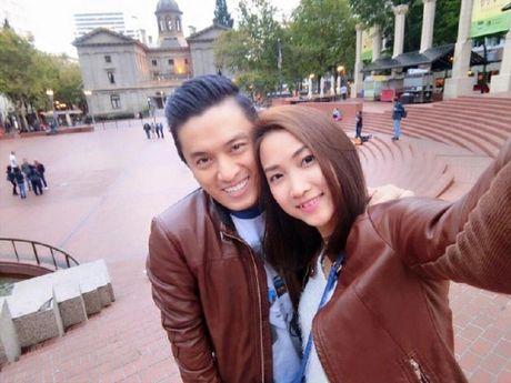 Lam Truong chinh thuc cong khai vo 9X mang bau be gai - Anh 1