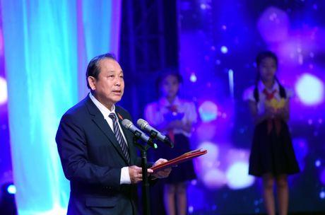 Pho Thu tuong: 'Vi nguoi da mat hay hanh dong vi nguoi dang song' - Anh 1