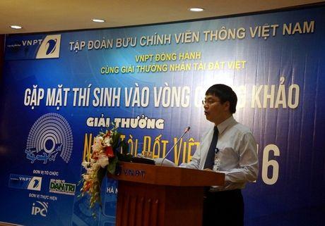 Nhan tai dat Viet 2016: VNPT da tim thay nhieu san pham tiem nang de hop tac - Anh 1