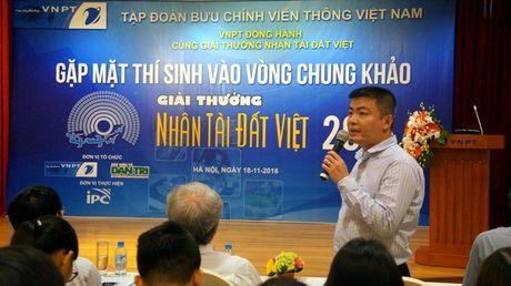 Nhan tai dat Viet 2016: VNPT da tim thay nhieu san pham tiem nang de hop tac - Anh 2