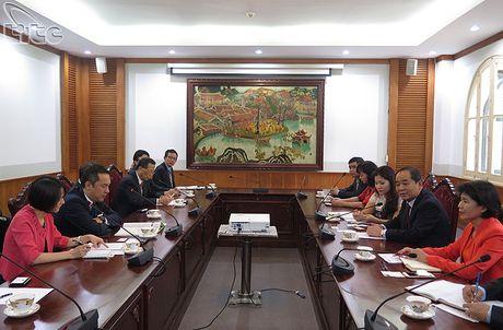 Thu truong Le Khanh Hai tiep Thong doc tinh Mie - Nhat Ban - Anh 1