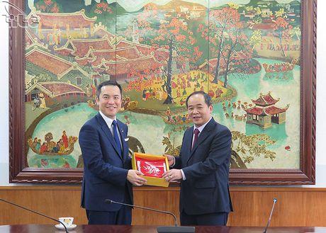 Thu truong Le Khanh Hai tiep Thong doc tinh Mie - Nhat Ban - Anh 2