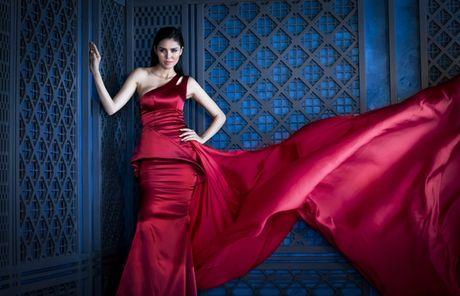 Lilly Nguyen do dang voi A hau Kim Nguyen trong thiet ke cua Vincent Doan - Anh 5