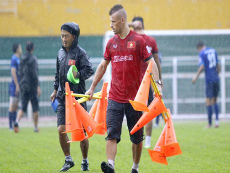 AFF Suzuki Cup 2016: Malaysia 'vo dich' ve thanh phan BHL - Anh 1