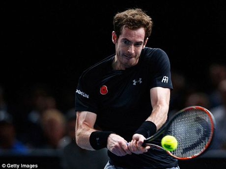 Tennis ngay 18/11: Danh bai Goffin tai ATP World Tour Finals, Djokovic tam doi lai ngoi vi so 1 the gioi - Anh 1