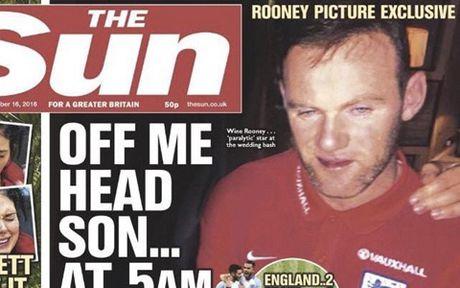Rooney con 'ngoan' chan so voi John Terry - Anh 1