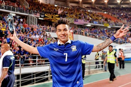 'Ronaldo Thai Lan' canh bao dong doi truoc them AFF Suzuki Cup 2016 - Anh 1