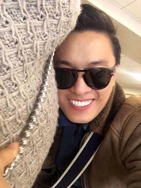 Lam Truong xac nhan vo moi mang thai con gai duoc hon 6 thang - Anh 1
