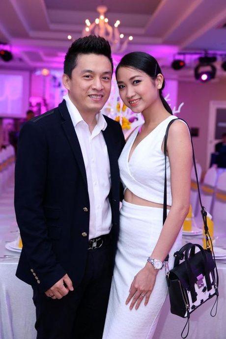 Lam Truong xac nhan vo moi mang thai con gai duoc hon 6 thang - Anh 3