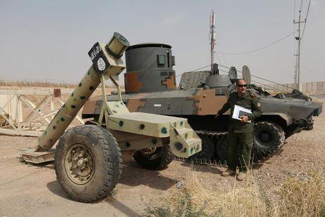 Cac loai vu khi ma IS bo lai khi rut chay tren chien truong Iraq - Anh 5