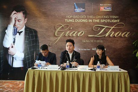 Tung Duong tung 'mat lien lac' voi Ha Tran vi mau thuan - Anh 1