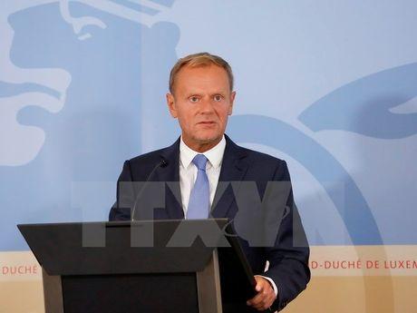 EU nhan manh Tong thong dac cu My can hop tac ve Ukraine - Anh 1