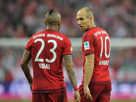 Bayern co nguy co vang nhieu tru cot o 'dai chien' voi Dortmund - Anh 1
