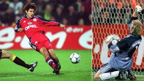 Nhin lai nhung tran cau 'kinh dien' Dortmund - Bayern Munich - Anh 12