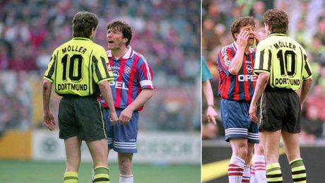 Nhin lai nhung tran cau 'kinh dien' Dortmund - Bayern Munich - Anh 8