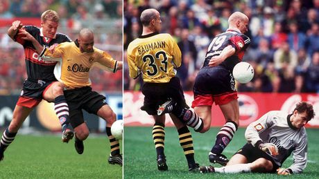 Nhin lai nhung tran cau 'kinh dien' Dortmund - Bayern Munich - Anh 9
