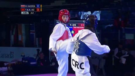 Viet Nam co HCV giai Taekwondo tre the gioi sau 8 nam - Anh 1