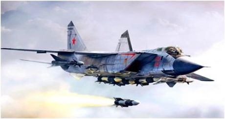 Hieu qua bat ngo khi MiG-31 ket hop voi KAB-1500 - Anh 1