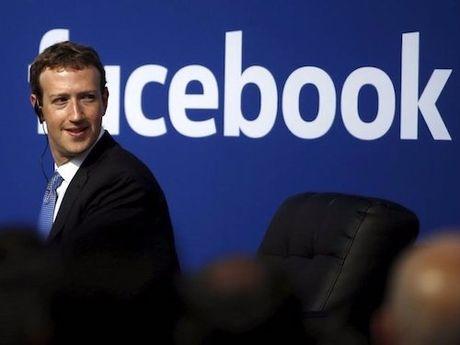 Facebook chi 6 ti USD tien mat de mua lai co phieu - Anh 1