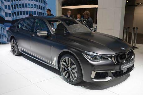 BMW M760Li: Sieu sedan 600 ma luc - Anh 1