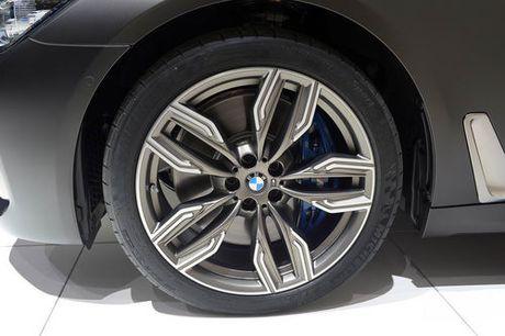 BMW M760Li: Sieu sedan 600 ma luc - Anh 4