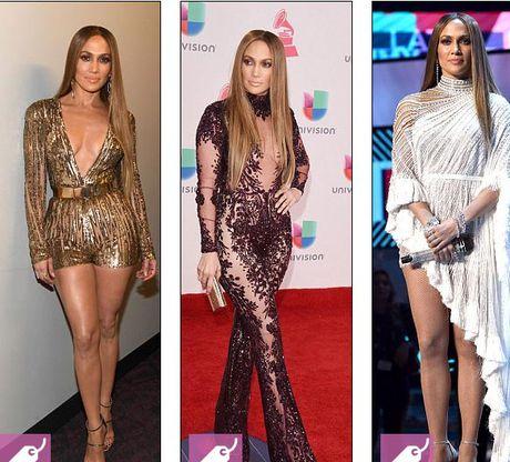 Jennifer Lopez goi cam 'quen sau' o tuoi U50 - Anh 1