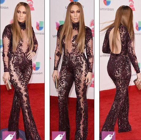 Jennifer Lopez goi cam 'quen sau' o tuoi U50 - Anh 2