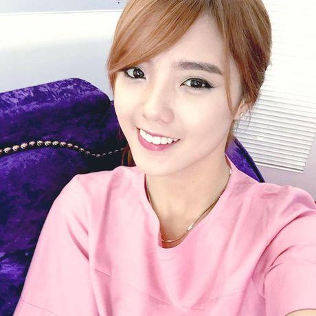 Tinh truong 'tai tieng' cua Lam A Han - hotgirl to chong lang nhang - Anh 1