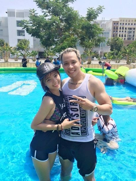 Tinh truong 'tai tieng' cua Lam A Han - hotgirl to chong lang nhang - Anh 9