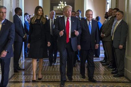 Le nham chuc cua Donald Trump se hoanh trang chua tung co - Anh 1