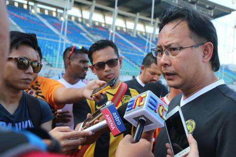 HLV Malaysia ngan Thanh Luong nhat DT Viet Nam - Anh 1