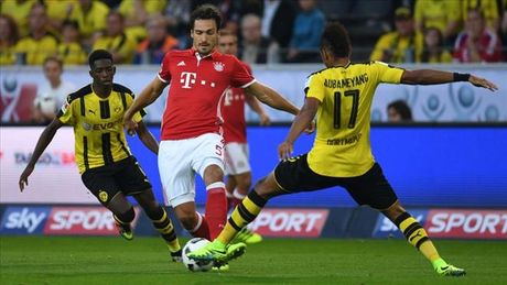 Nhan dinh va du doan tran Dortmund vs Bayern Munich, 0h30 ngay 20/11 - Anh 1